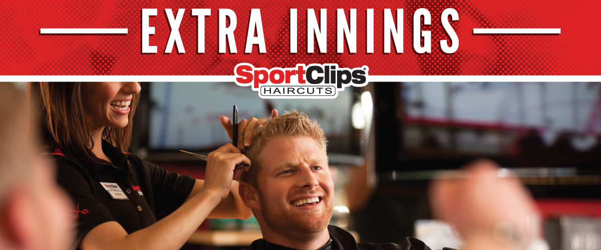 The Sport Clips Haircuts of Virginia Beach - Landstown Extra Innings Offerings